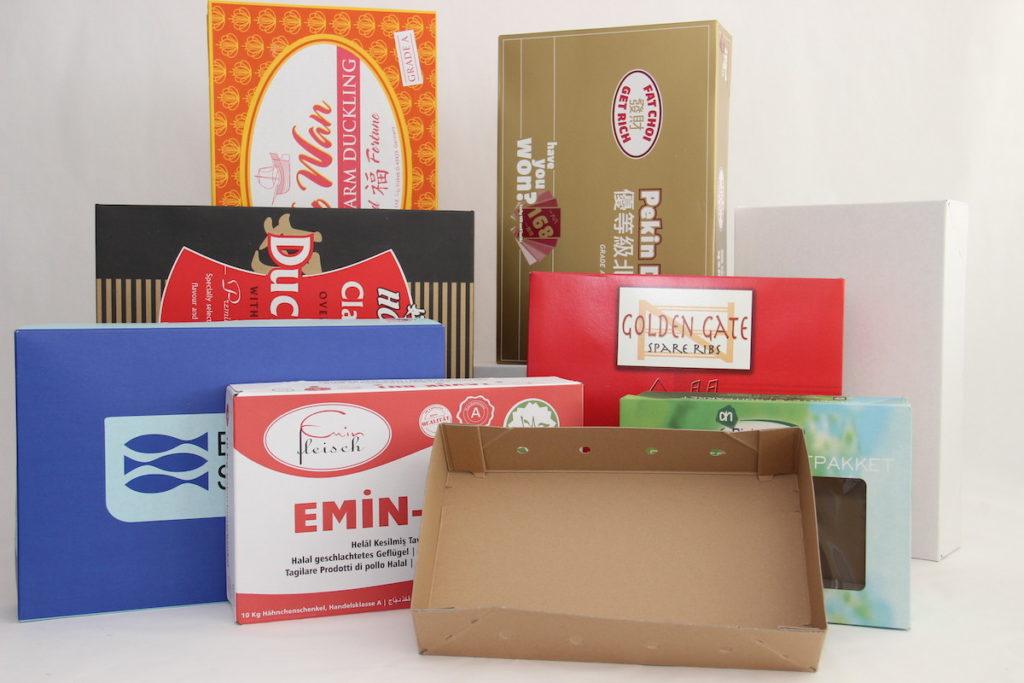 Vollpappe-Verpackungen für den Transport, Hersteller unter hohem Kostendruck