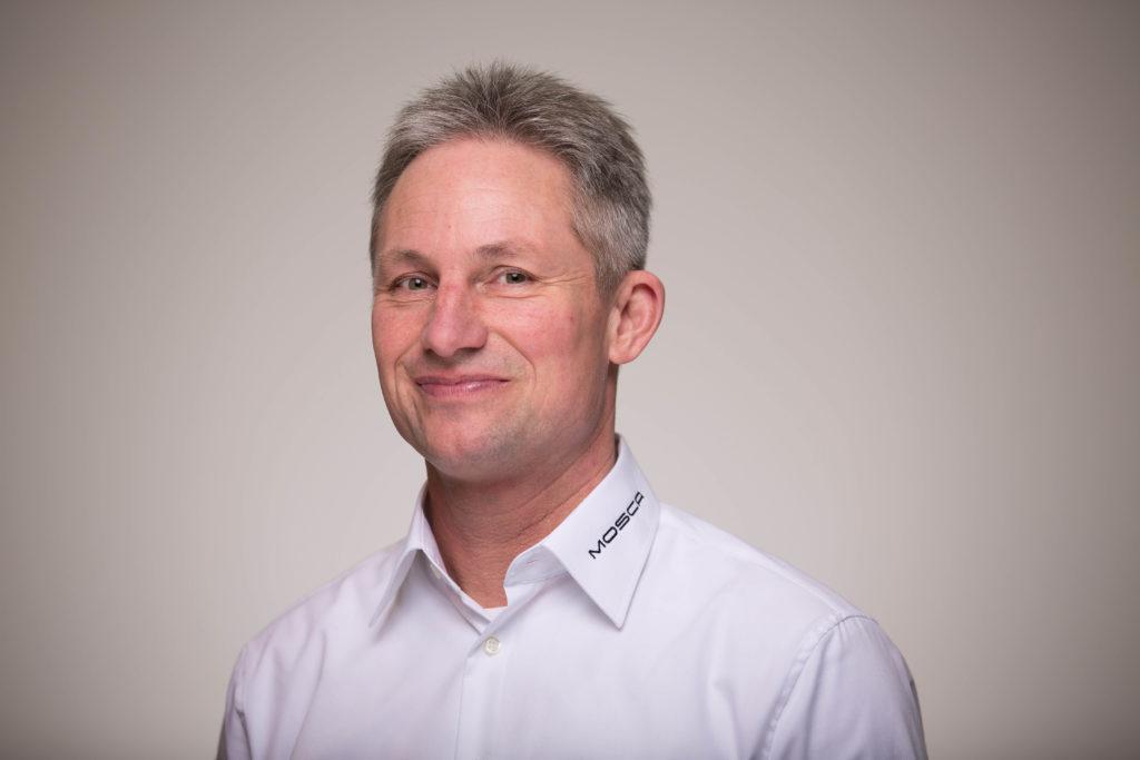 Torsten Mark, Area Sales Manager bei Mosca (Bild: Mosca GmbH)