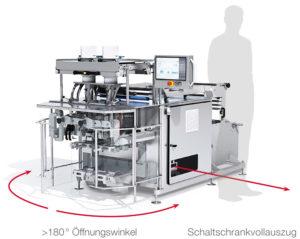 Rovema TwinTube (Bild: ROVEMA GmbH)