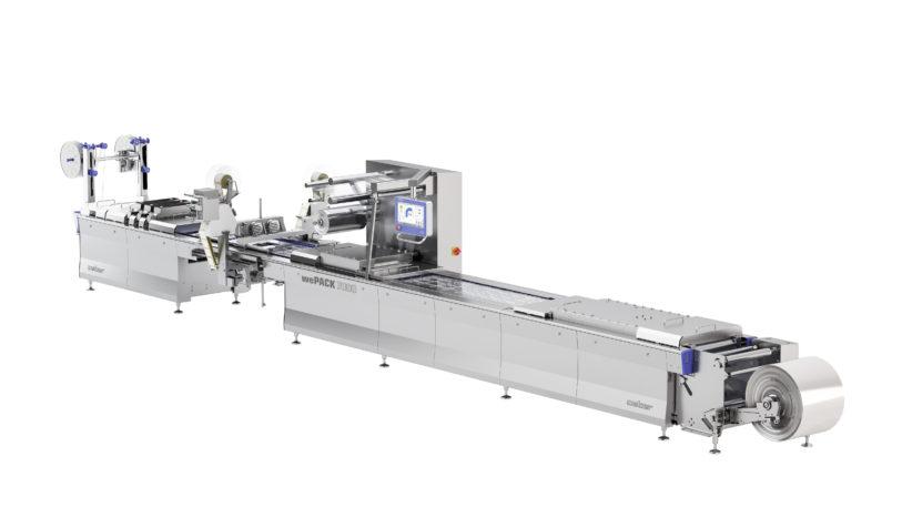 Weber Tiefziehverpackungsmaschine wePACK 7000