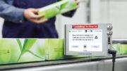 edding in-line 12 Kompaktdrucker (Bild: Elried Markierungssysteme GmbH)