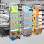 Dressable Shelfs der STI Group im Handel (Bild: STI Group)