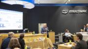Pressekonferenz MULTIVAC auf der FachPack2019 (Bild: Multivac)