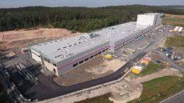 Werk in Eisfeld (Bild: Progroup AG)