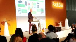 Dr. Norbert Völl auf der FachPack 2019 (Bild: Ulrich Klose)