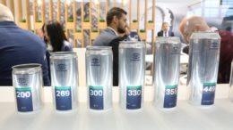 Getränkeverpackungen auf der BrauBeviale 2019 (Bild: NürnbergMesse/Frank Boxler)
