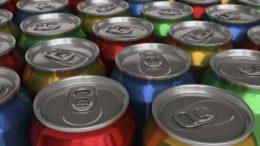 Recycling von Getränkedosen auf Rekodniveau