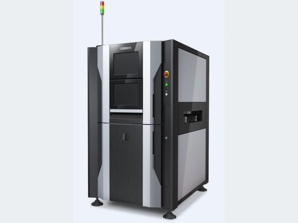 AVI-System VT-M121 (Bild: Omron)