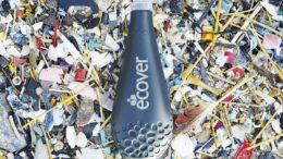 Sprühmittelflasche von Ecover aus Polyethylen (Bild: Messe Düsseldorf/Ecover)