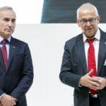Javier Constante und Dr. Rüdiger Baunemann (Bild: PlasticsEurope)