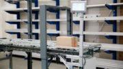 Der neue ProfileScan von KHT erkennt bei der Stammdatenerfassung von Artikeln Abweichungen vom Standardmaß und stellt damit fehlerfreie und effiziente Prozesse im automatisierten Lagerumfeld sicher. (Foto: KHT)