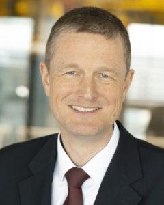 Kai Acker, Vorsitzender der Geschäftsführung KHS