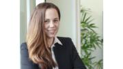 Mara Hancker wird zur Geschäftsführerin berufen. (Bild: IK Industrievereinigung Kunststoffverpackungen e.V.)