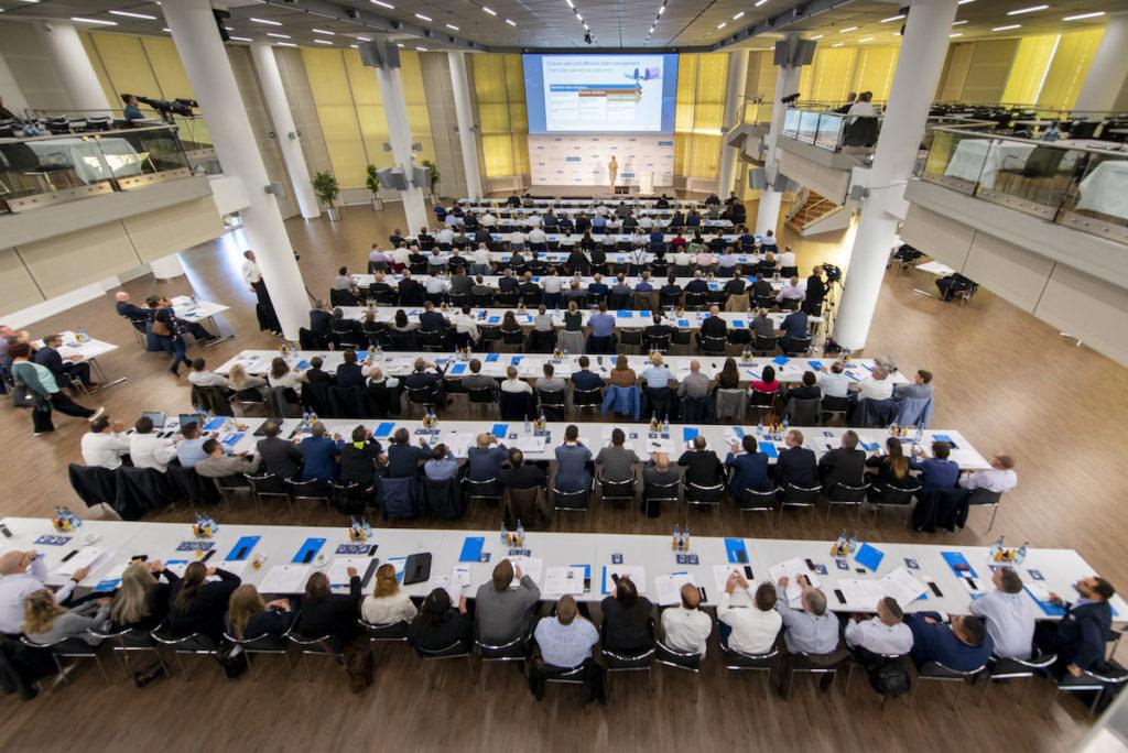 An zwei Tagen bot das Pharma Forum 2019 eine Fülle an wertvollen Informationen: von der Digitalisierung über die Anlagenflexibilität bis hin zum erfolgreichen Management komplexer Technik und Projekte. (Bild: OPTIMA packaging group GmbH)