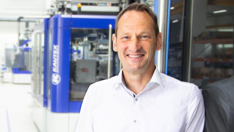 Thomas Hartkämper ist neuer COO bei Kautex (Bild: Kautex)