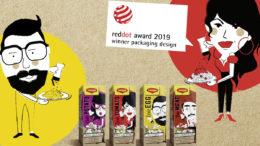 Berndt+Partner Creality gewinnt mit dem Design und dem Packaging der neuen Maggi Würzquickies den Rod Dot Award sowie den German Design Award. (Bild: Maggi GmbH)