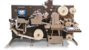 Der TrojanLabel T5 ist die neue All-in-One-Lösung für Digitaldruck und Inline-Etikettierung von AstroNova. (Bild: AstroNova)