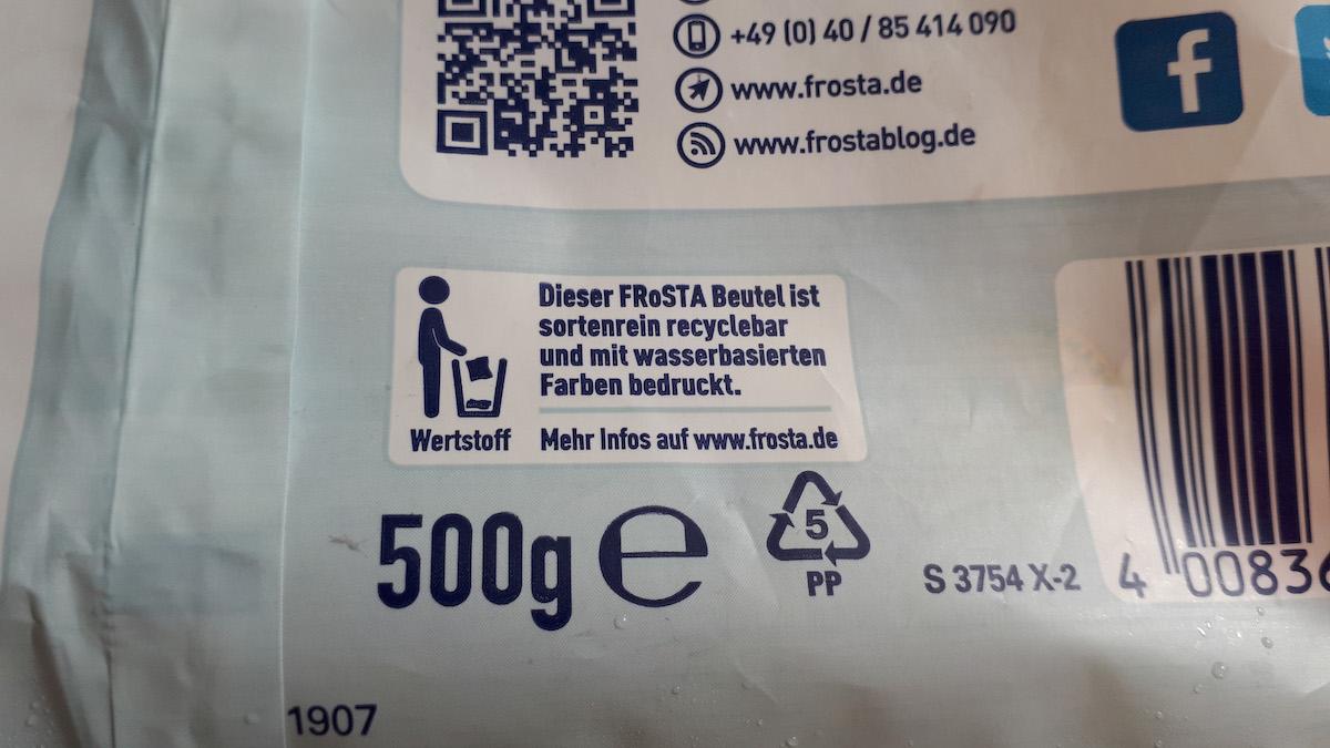Vorbildliche Verpackung und Kommunikation. So versteht es auch der Verbraucher. (Bild: Tilisco GmbH)