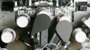Die Revolution ist eine neue Hochgeschwindigkeits-Digitaldruckmaschine von Inkcups für zylindrische und konische Objekte. (Bild: Inkcups Now Corporation)