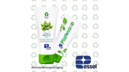 """Mit den Platina und Green Maple Leaf Laminattuben ist Essel Propack auf dem Weg zur Vision """"Jede Tube von Essel ist recycelbar"""". (Bild: Essel Deutschland GmbH & Co. KG)"""