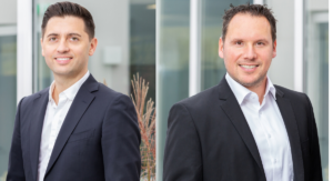 Simon Reuter (links) und Daniel Sugg (rechts). (Bilder: Robos GmbH & Co. KG.)