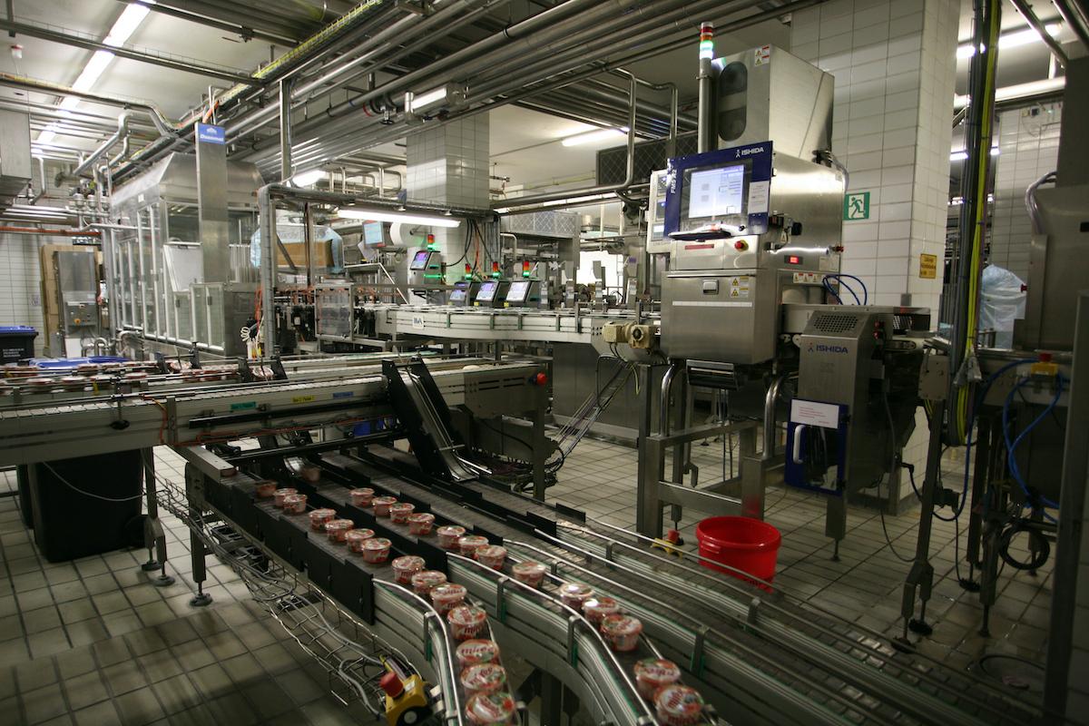 Verpackungsprozesse liefern Big Data für die Produktionsoptimierung. (Bild: Ishida)