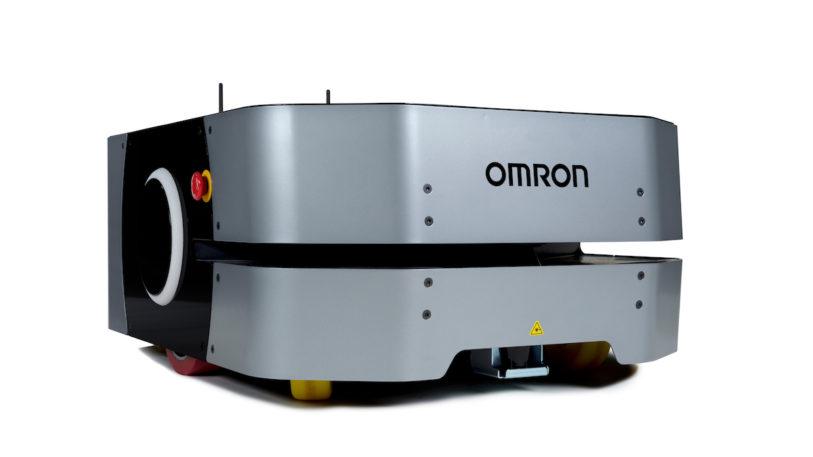 Der mobile Roboter LD-250 ist mit einer Nutzlastkapazität von 250 Kilogramm das stärkste und neueste Mitglied der LD-Serie mobiler Roboter der Omron Corporation. (Bild: Omron Corporation)