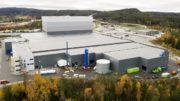 Peterson setzt mit seinem neuen Produktionsstandort in Halden, Norwegen, neue Maßstäbe in der Industrie 4.0. (Bild: Klingele Papierwerke GmbH & Co. KG)