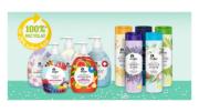 """Produkte der Rewe Group Eigenmarke """"today"""" die aus 100% Recyclat bestehen (Bild: REWE Group)"""