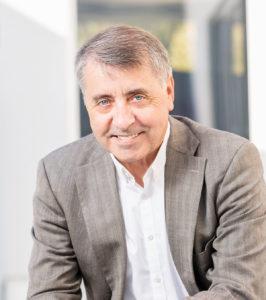 Harry Reuter, von 1989 bis 2019 Geschäftsführer der Robos GmbH & Co. KG. (Bild: Robos GmbH & Co. KG)