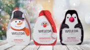 Die Mini-Geschenksets von Weleda stimmen auf den Winter ein. (Bild: Weleda AG)