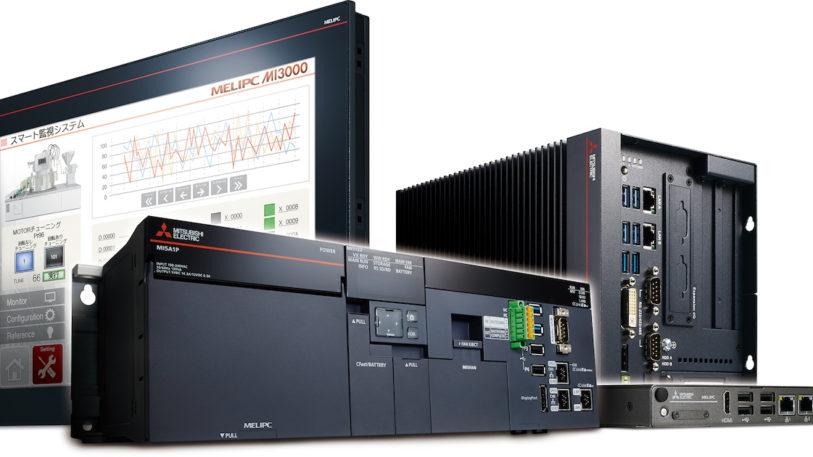Mit Echtzeit-Datenanalyse und frühzeitigem Feedback an den Anwender bieten die MELIPC-Edge-Computing-Lösungen von Mitsubishi Electric Prozessoptimierung für Industrie 4.0. (Bild: Mitsubishi Electric Europe B.V.)