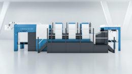 Edelmann Group produziert mit bis zu 15.000 Bogen/h Laufleistung mit Rapida RDC 106. (Bild: Edelmann GmbH)