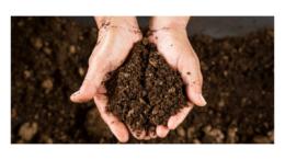 Bei einer industriellen Kompostierung, wie sie die EN 13432 vorsieht, sind die Prozesse deutlich beschleunigt. (Bild: Herma)