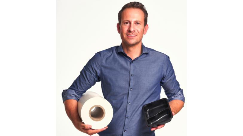 Martin Rank, Leiter Vertrieb und Marketing, Etimex Primary Packaging. (Bild: Etimex)