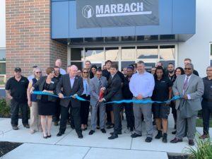 Im neuen Werk in Michigan City wird ein umfangreiches Portfolio an Werkzeugen zur Verpackungsherstellung gefertigt. (Bild: Marbach)