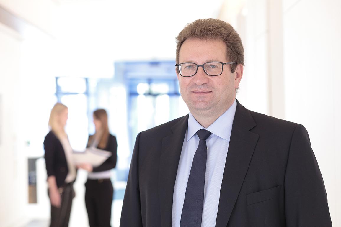Mathias Schliep, Vorsitzender der Geschäftsführung Thimm Gruppe (Bild: Thimm Group GmbH + Co. KG)