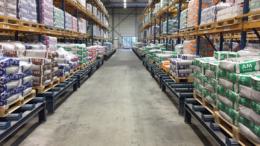 Papiersäcke schützen die Produktqualität und -eigenschaften während einer Lagerung über mindestens 18 Monate hinweg. (Bild: Eurosac)