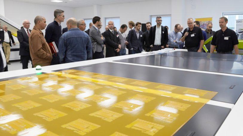 Open House 2019 bei Bobst Bielefeld