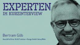 Bertram Göb, W.AG Funktion und Design (Bild: W.AG)