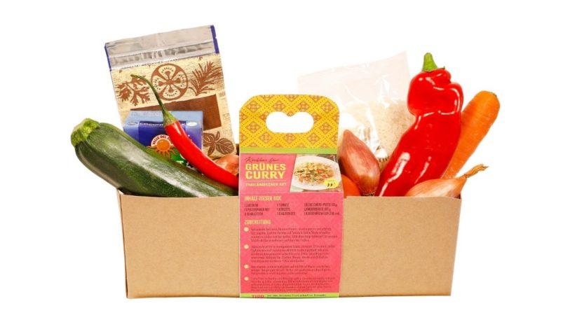 Aldi Süd führt ab dem 24. Februar Kochboxen ein. (Bild: obs/Unternehmensgruppe Aldi Süd)