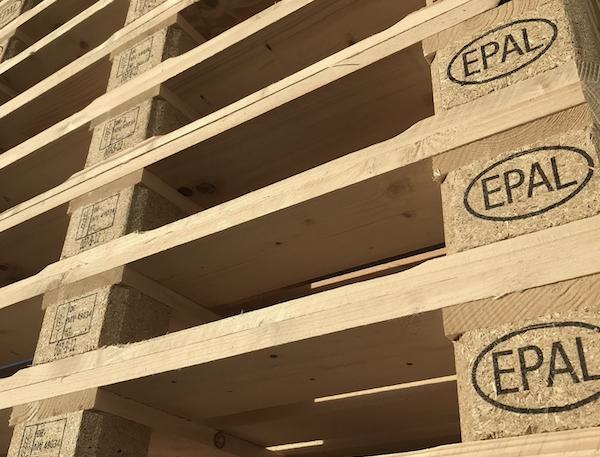 EPAL Palettenstapel (Bild: EPAL)