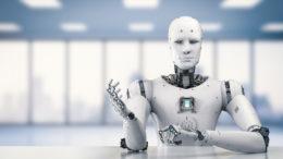 Roboter Arbeitskraft der Zukunft