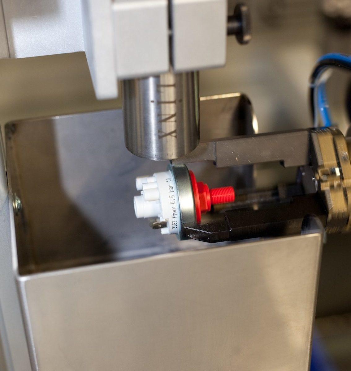 Robotergestützte Kennzeichnung