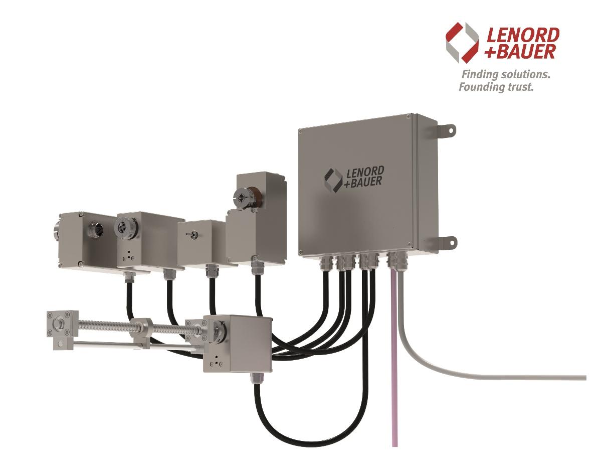 Lenord+Bauer SeGMO System