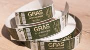 Der ISM Preis für die innovativste Verpackung ging an Froben Druck für seine Etiketten aus Graspapier. (Bild: Koelnmesse)