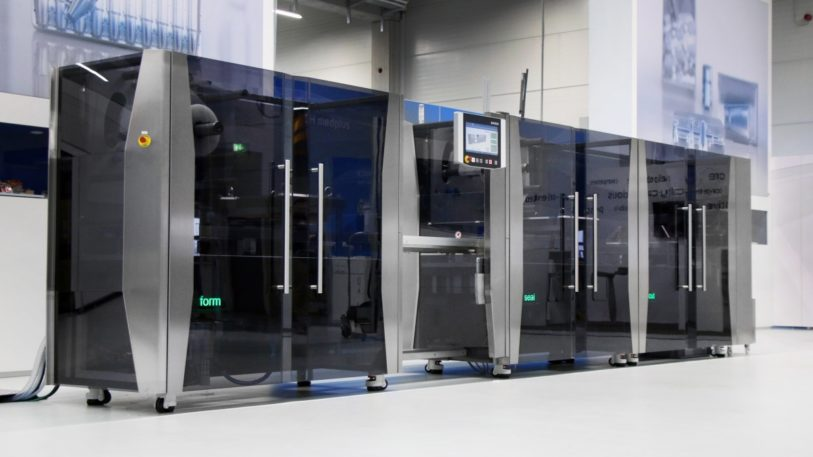 Die nächste Generation im Anwendungsfeld Medizintechnik: die neue KBS-C medplus.