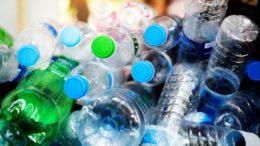 Waste4Future Kunststoffflaschen