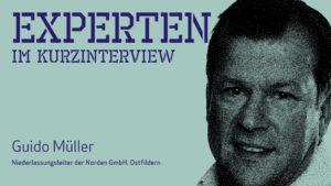 Guido Müller, Norden GmbH
