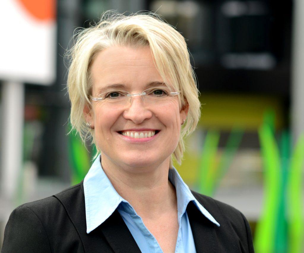 Heike Slotta (Bild: NürnbergMesse, Ute Wünsch)